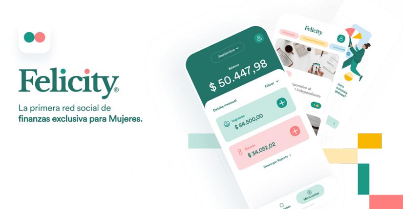 La App En Línea para Mujeres Económicamente Independientes: Felicity